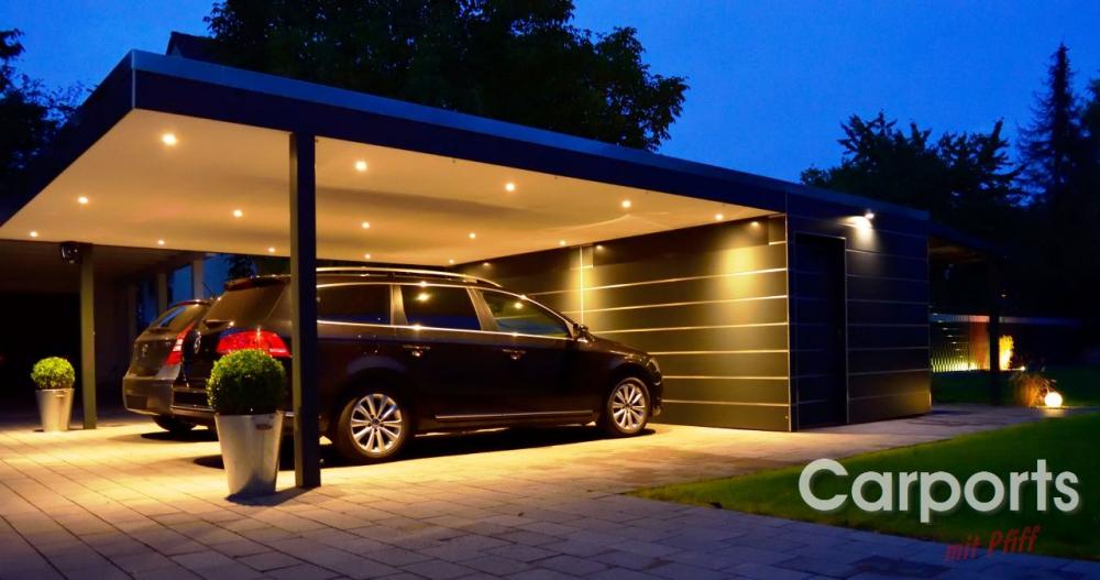 Carport Bauhaus Hpl Trespa Die Witterungsbestandige Variante