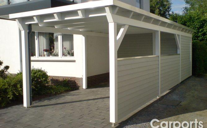 carport classic carports mit pfiff. Black Bedroom Furniture Sets. Home Design Ideas
