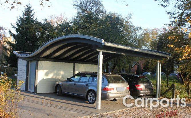 carport dach 2