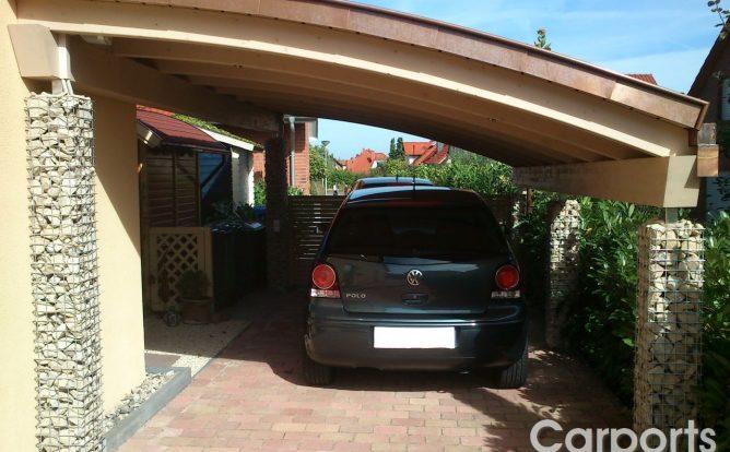 carport rondo carports mit pfiff. Black Bedroom Furniture Sets. Home Design Ideas
