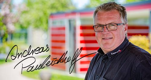 Geschäftsführer Andreas Pauleikhoff