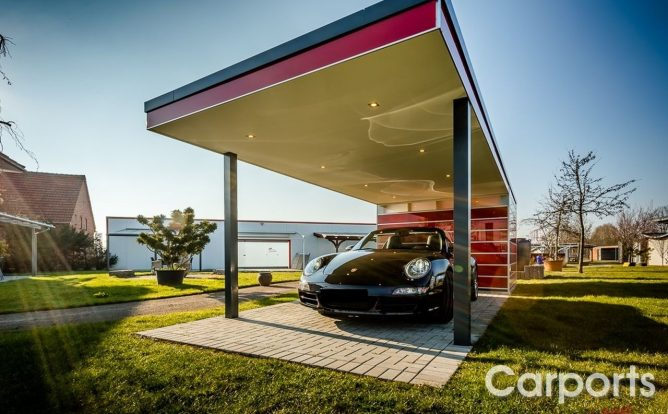 carport bauhaus enzo carports mit pfiff. Black Bedroom Furniture Sets. Home Design Ideas