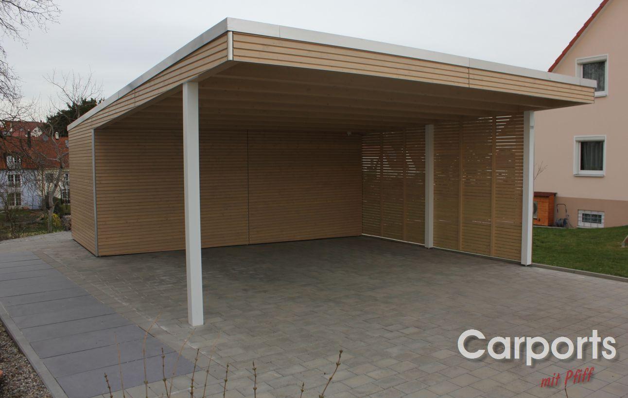 Carport Rhombo