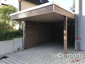 carport dachbegrünung 2