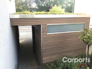 carport dachbegrünung 4
