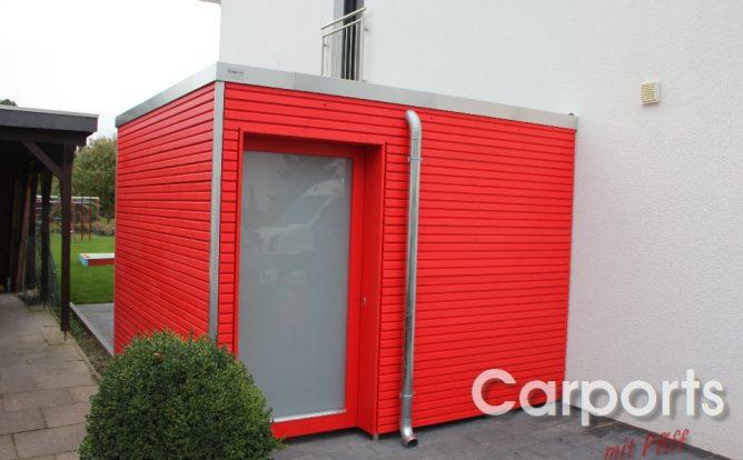 Abstellraum Bauhaus Rhombo Carports Mit Pfiff Carports