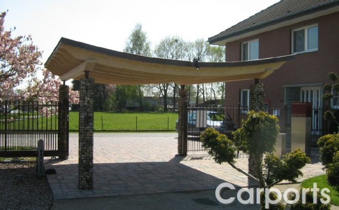 carport feng shui carports mit pfiff. Black Bedroom Furniture Sets. Home Design Ideas
