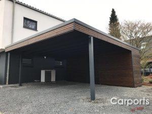 Carport in Moers