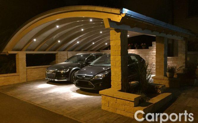 Carport Serien 2