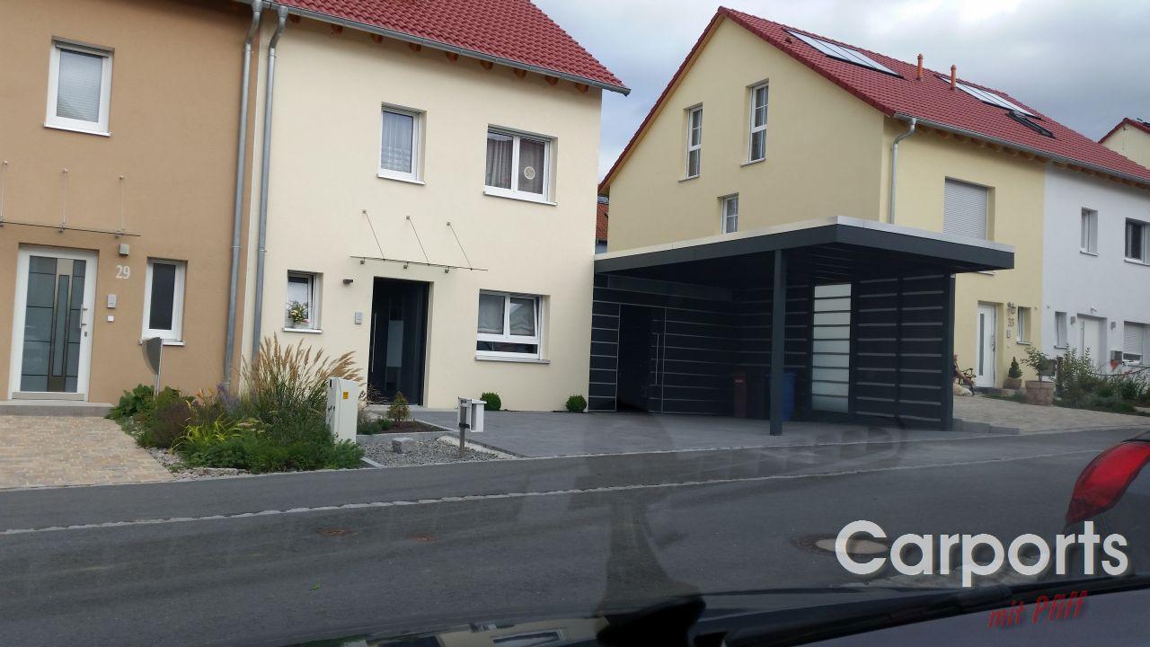 carport bauhaus hpl trespa mit abstellraum carports mit pfiff. Black Bedroom Furniture Sets. Home Design Ideas