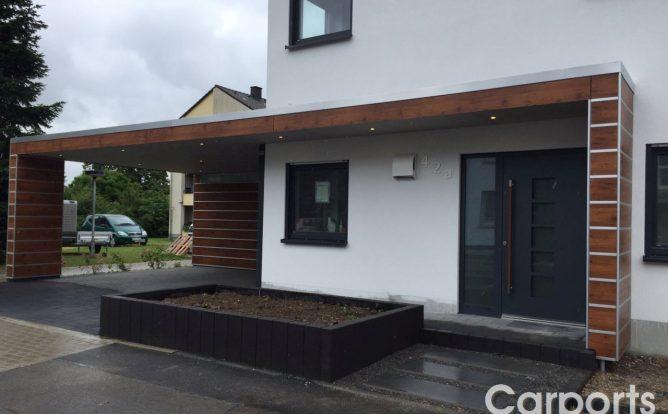 carport bauhaus hpl carports mit pfiff. Black Bedroom Furniture Sets. Home Design Ideas